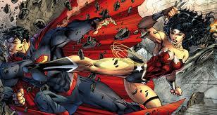 WW Superman kick
